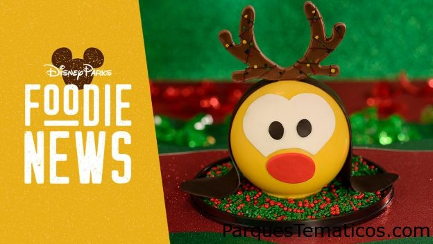 Disney Springs Snacks navideños 2019