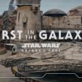 Guía para la primera visita a Star Wars: Galaxy´s Edge