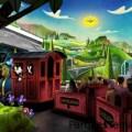 Video del nuevo tren de Mickey y Minnie que llega a Walt Disney World y Disneyland