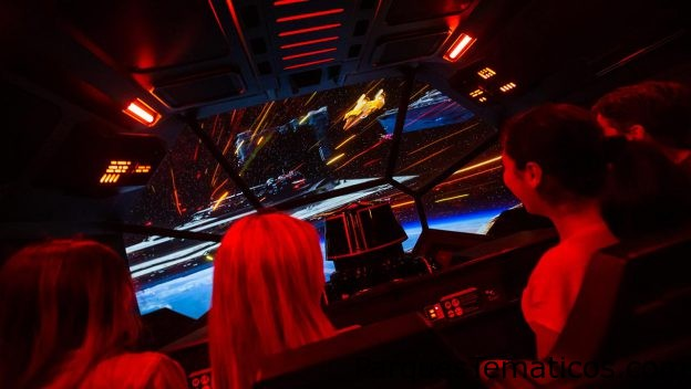 Star Wars Rise of the Resistance continúa emocionando a miles en Disney's Hollywood Studios