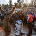 Star Wars: Rise of the Resistance ahora abierto en el parque Disneyland