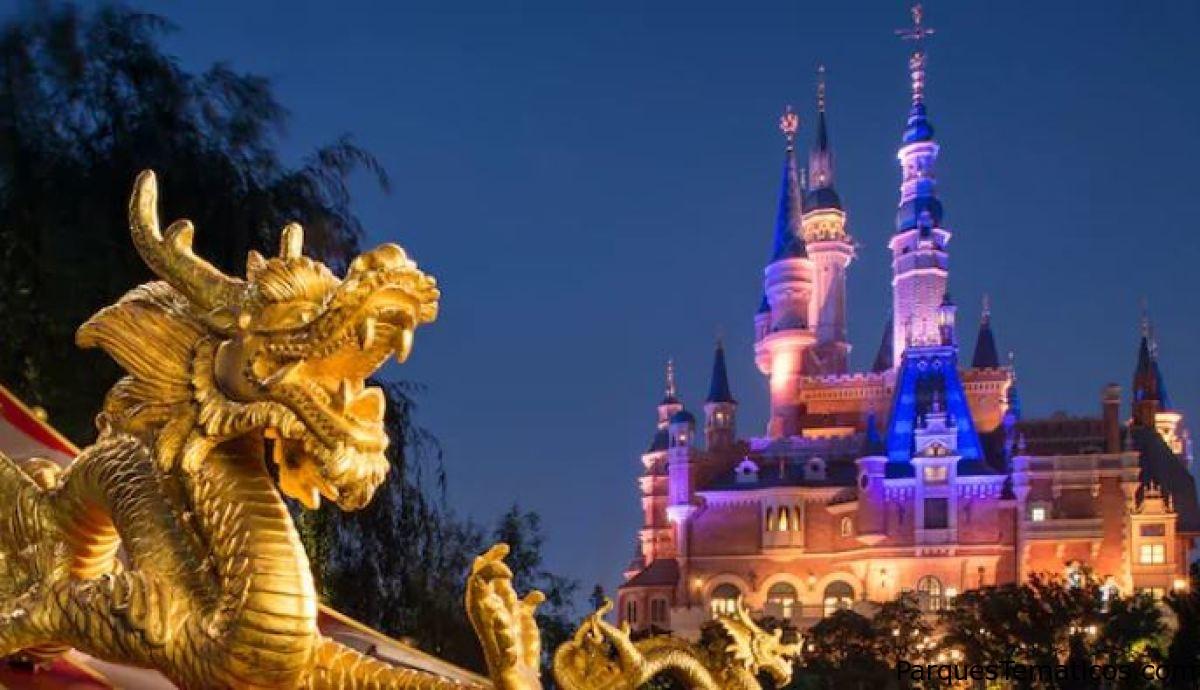 Cierre temporal de Shanghai Disneyland y Hong Kong Disneyland por Coronavirus