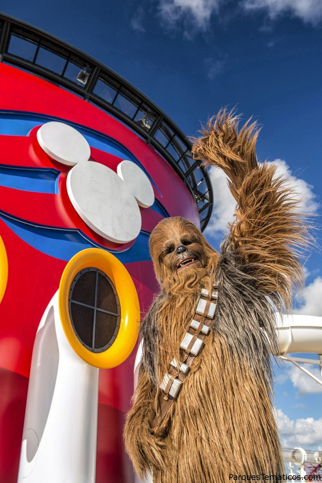 Star Wars Day at Sea vuelve en 2021 con Galactic Adventures en Disney Cruise Line