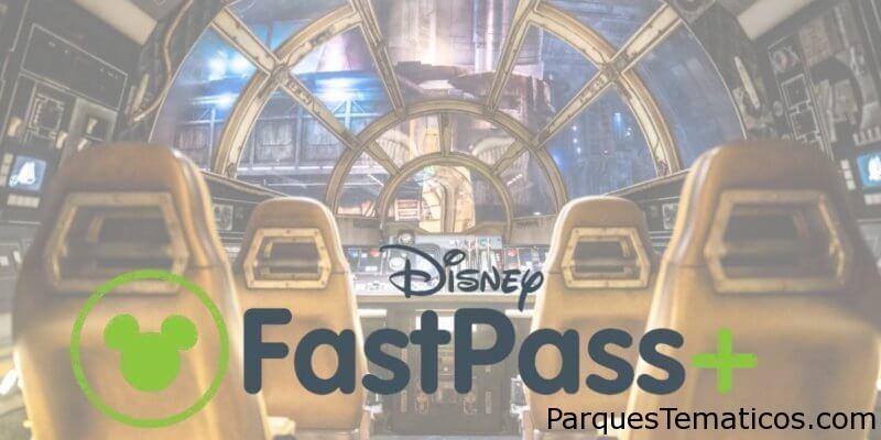 FastPass ahora disponible para Millennium Falcon: Smugglers Run