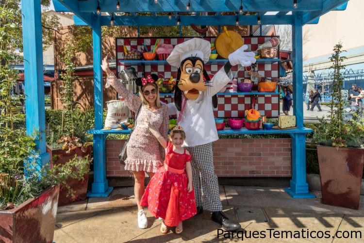 Disney California Adventure Food & Wine Festival Actividades para niños