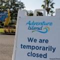 Los parques Busch Gardens y SeaWorld extienden sus cierres