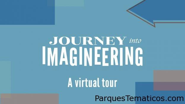 Un recorrido virtual por la imaginación de Walt Disney Parte 1