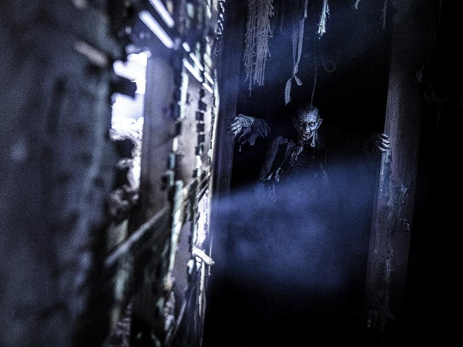 Detrás de escena de Halloween Horror Nights