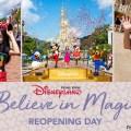 Hong Kong Disneyland reabre sus puertas mágicas a sus visitantes