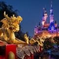 Detrás de la cámara en Shanghai Disneyland