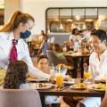 Nuevas medidas de salud y seguridad, tecnología en los lugares para comer en los parques temáticos de Walt Disney World Resort