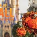 Diversión otoñal en Magic Kingdom Park en Halloween 2020