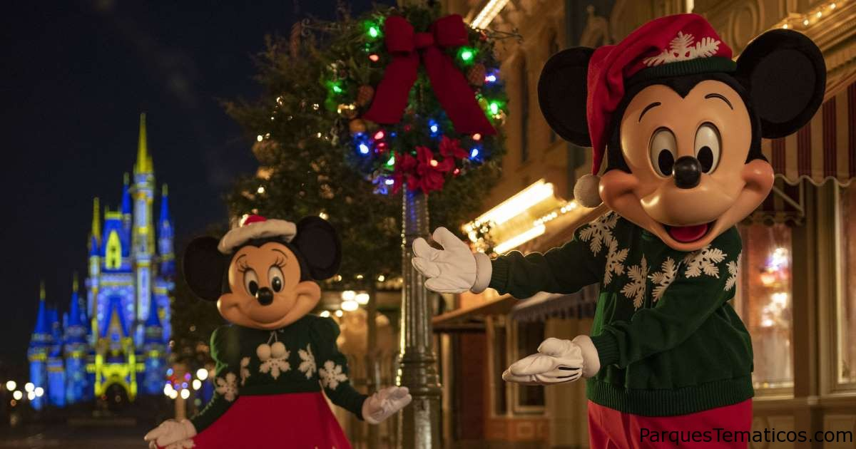 Walt Disney World Resort reimagina las tradiciones navideñas en 2020