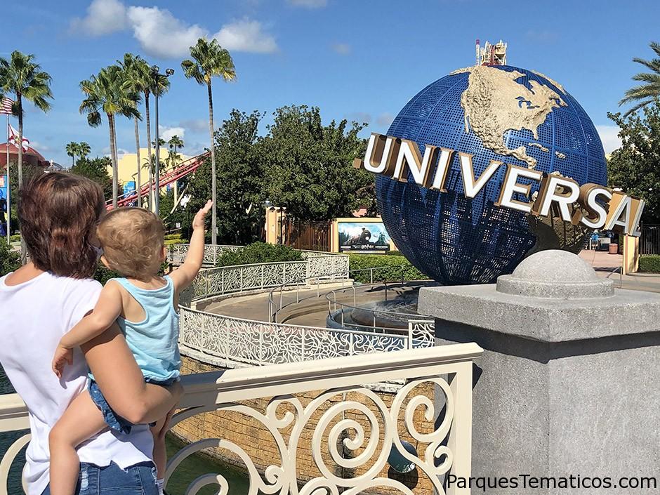 Cómo hacer Universal Orlando Resort con un bebé