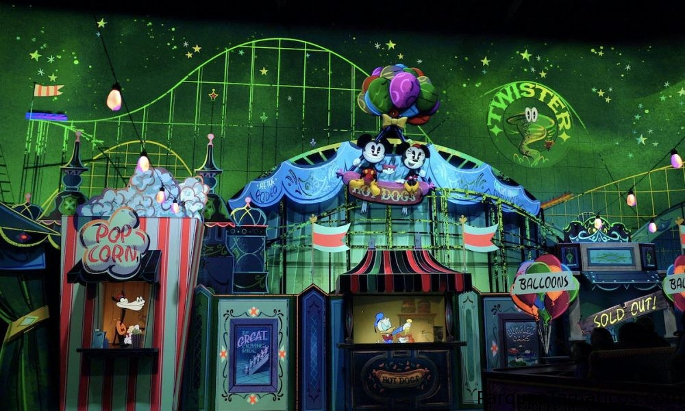 Todos a bordo de Mickey & Minnie's Runaway Railway en Disney's Hollywood Studios