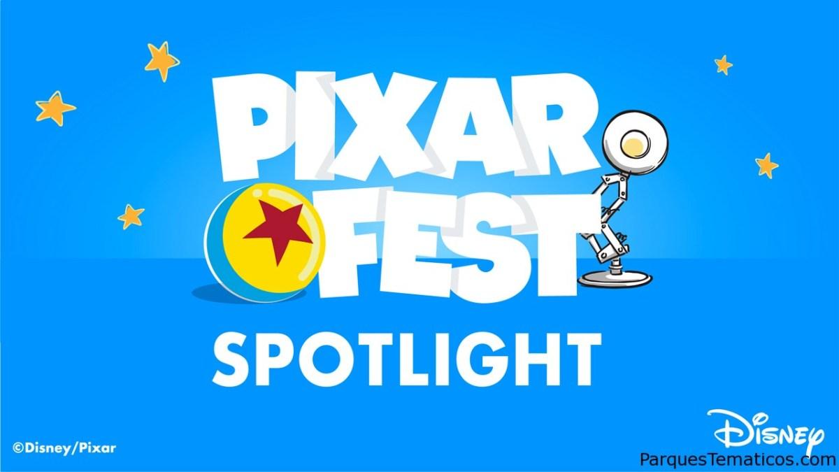 Celebra el PixarFest durante todo el mes