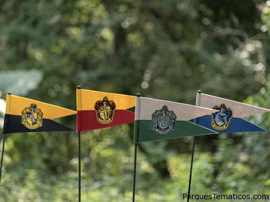 Guía de Slytherin para recorre el mundo mágico de Harry Potter