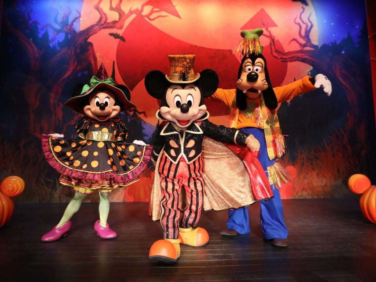 Halloween en Disneyland Paris 2020