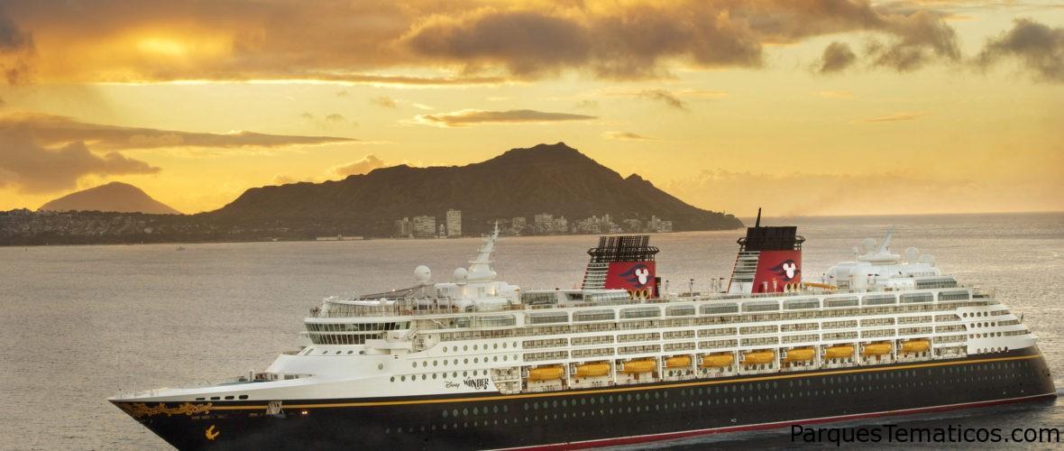 Disney Cruise Line regresa a Hawái y otros destinos tropicales favoritos a principios de 2022