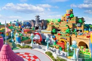Super Nintendo World en Universal Studios Japan inauguración 4 de febrero de 2021