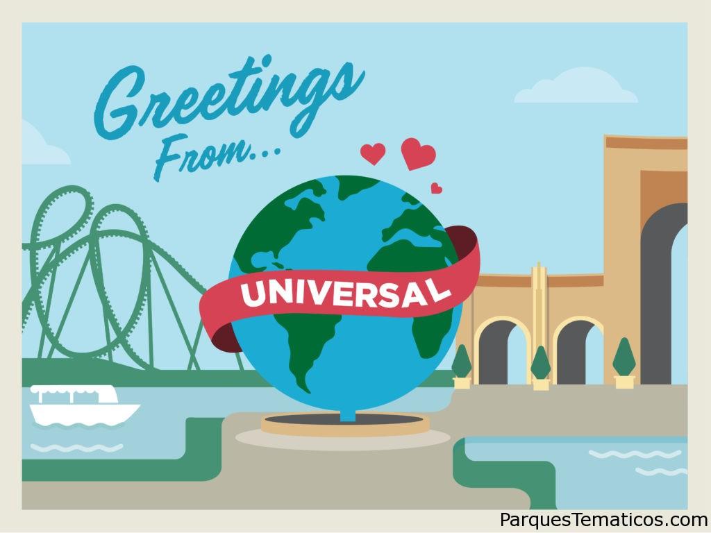 Viaja alrededor del mundo en Universal Orlando