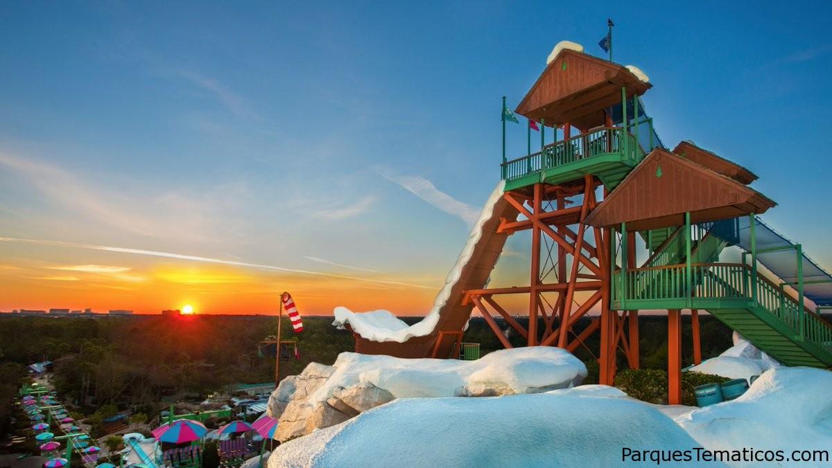 Razones para estar emocionado por la apertura de Disney's Blizzard Beach en marzo de 2021