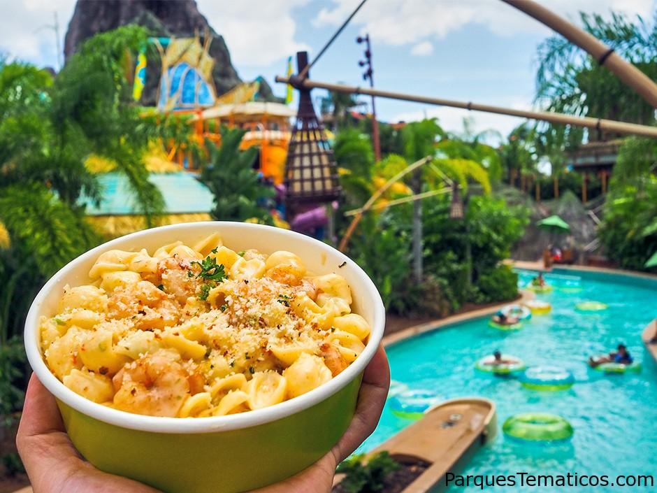 Itinerario de 3 días de Universal Orlando Resort para amantes de la comida