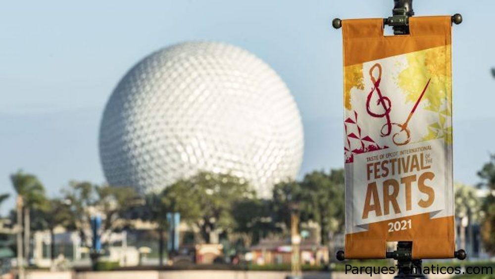 El sabor del Festival Internacional de las Artes EPCOT comienza hoy