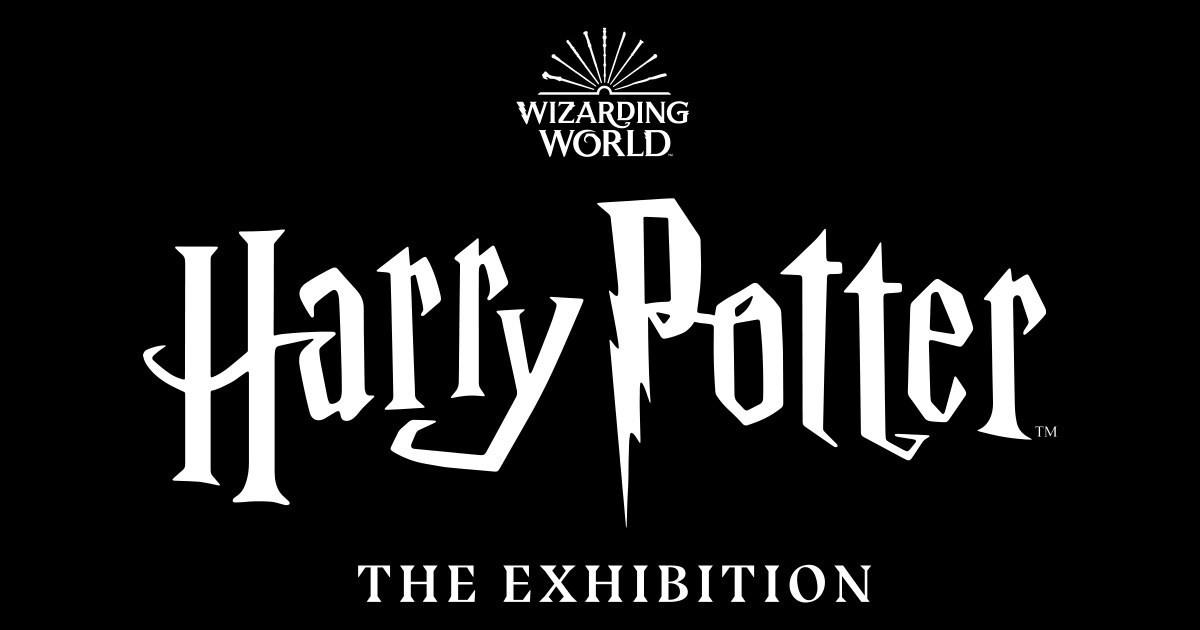 Fans del mundo mágico de Harry Potter nueva exposición en 2022