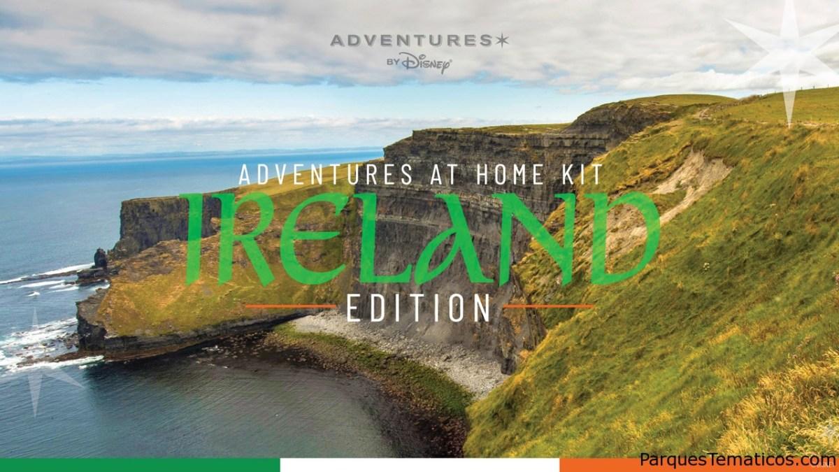 Adventures en Irlanda con Disney