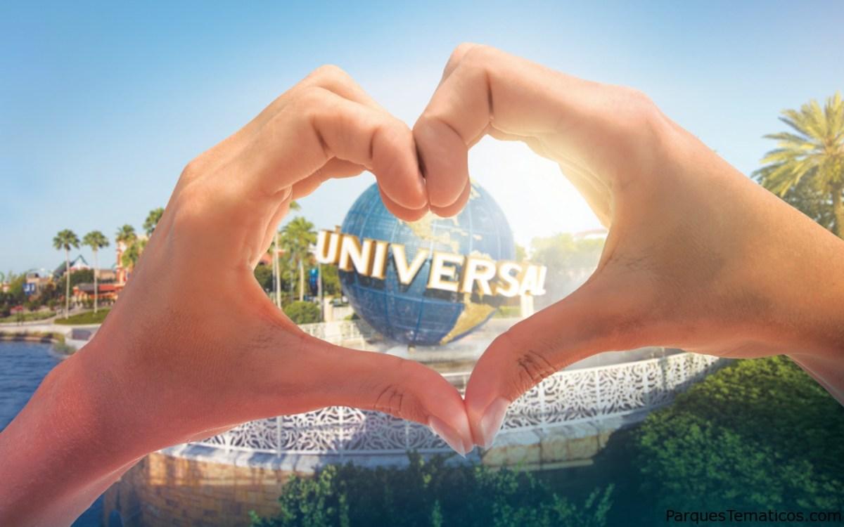Guía para una escapada romántica de vacaciones en Universal Orlando