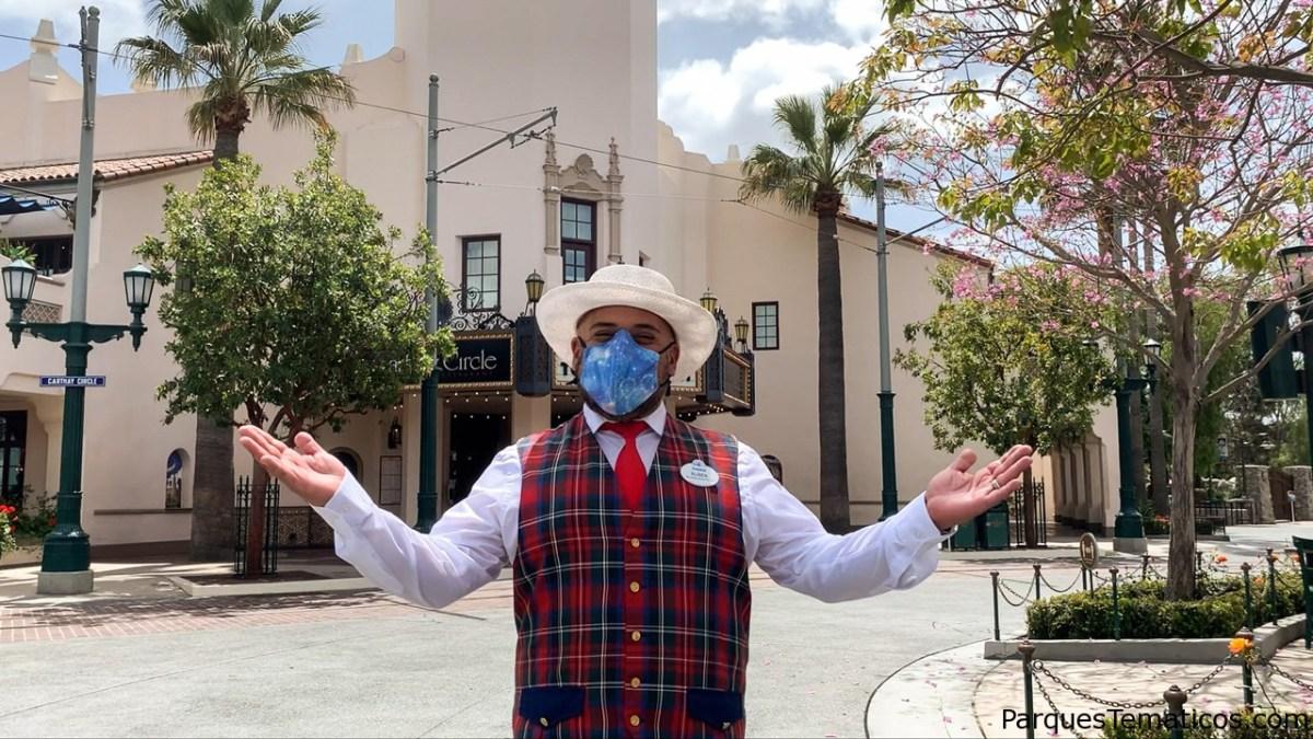 Los miembros del elenco de Disneylandia están listos para recuperar la magia el 30 de abril