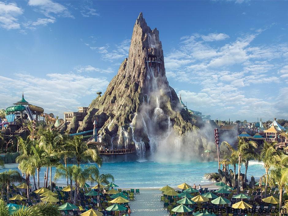 10 cosas que TIENES que hacer en Universal's Volcano Bay