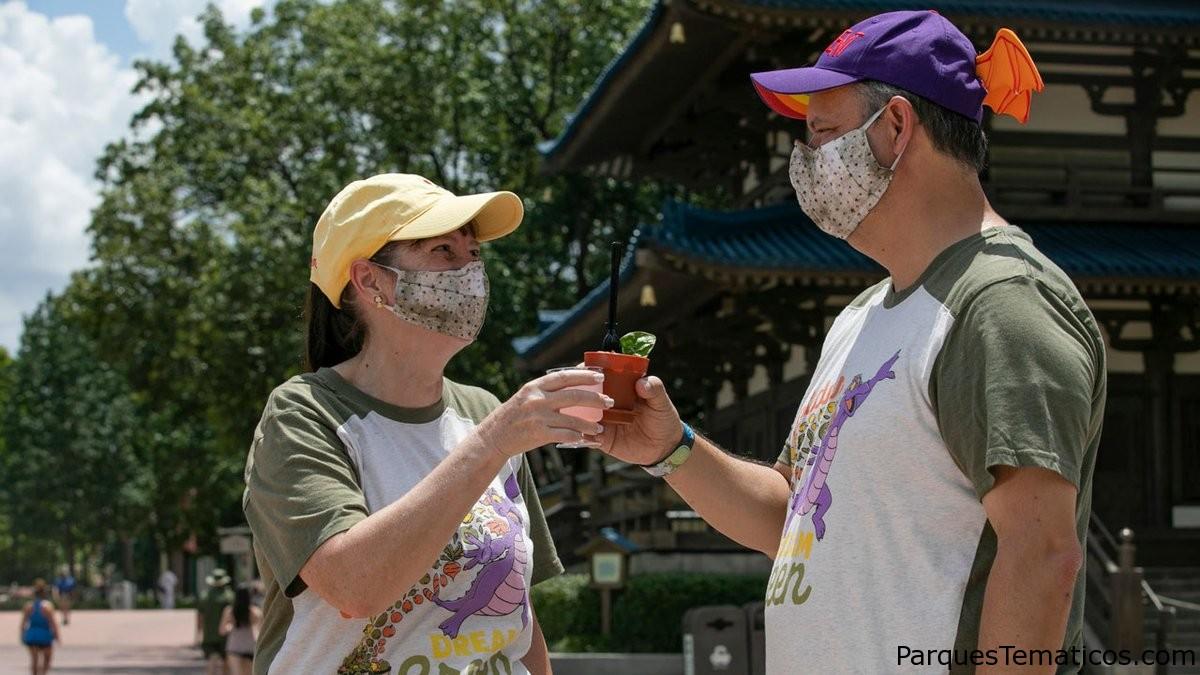 El Festival Internacional de Comida y Vino EPCOT comienza el 15 de julio