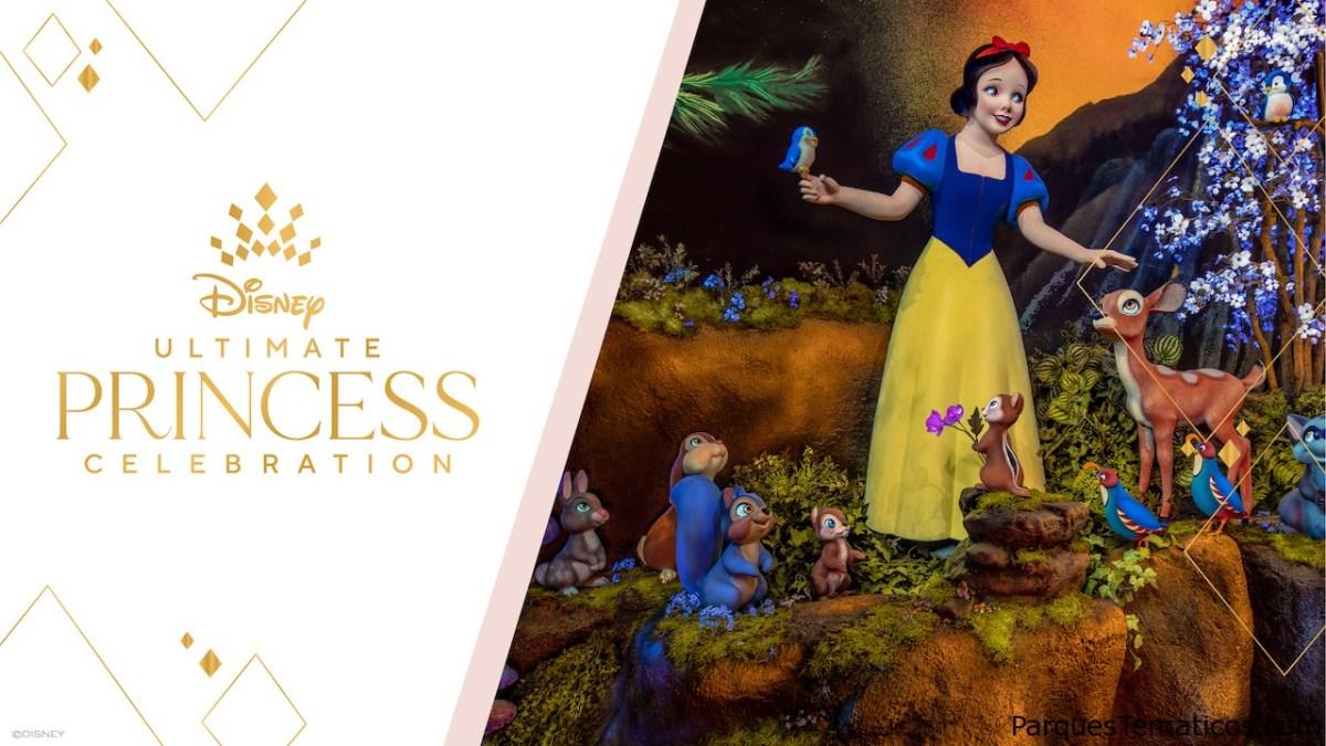 La celebración definitiva de las princesas Disney