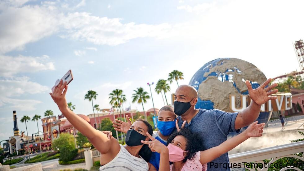 Cuatro días de gran diversión familiar en Universal Orlando 2021