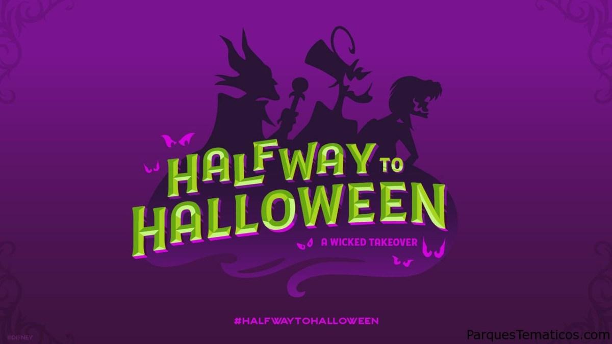 Halloween 2021 en los parques de Disney