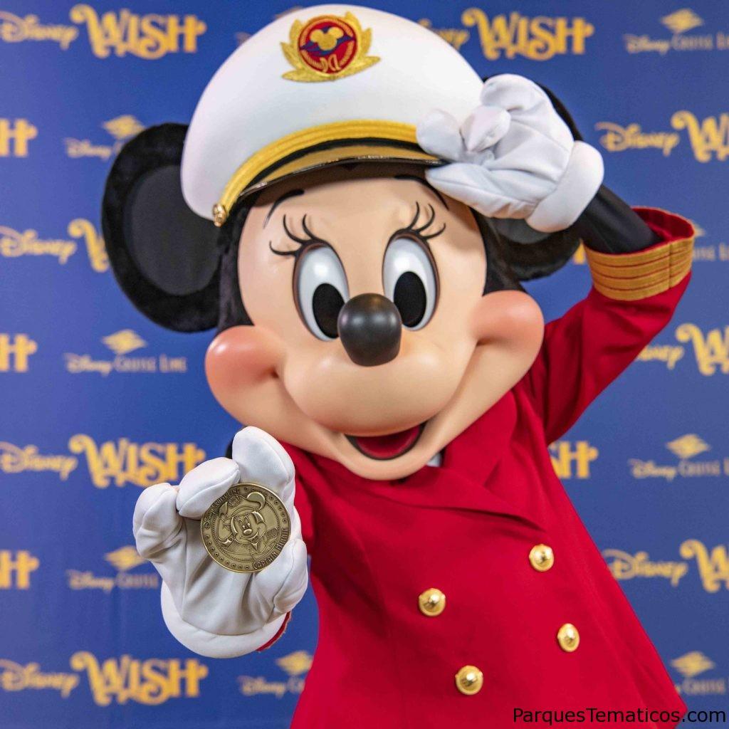 Disney Cruise Line revela el nuevo y deslumbrante concepto de diseño del Disney Wish, que debutará en el verano de 2022