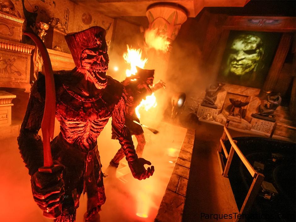 Guía completa de La venganza de la momia en Universal Studios Florida