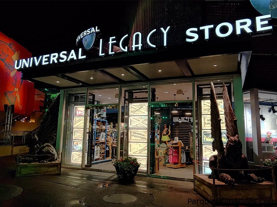 La historia de Universal Legacy Store