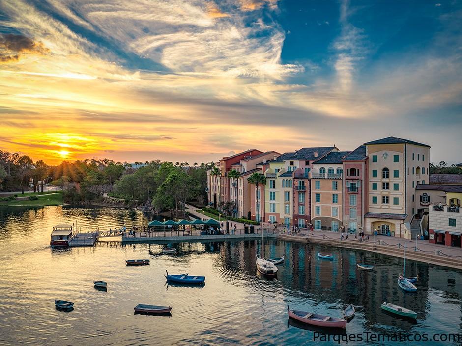 Cosas que tienes que hacer en los hoteles de Universal Orlando Resort