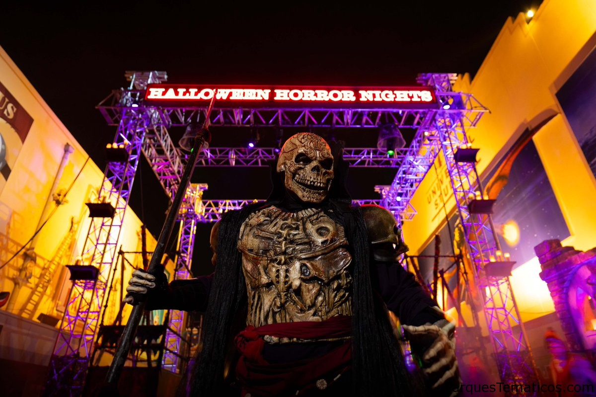 Halloween Horror Nights 2021 de Universal Orlando ya comenzó