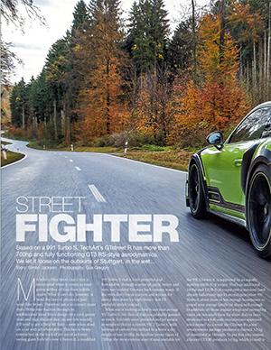 GT Street – GT Purely Porsche – Feb 2017