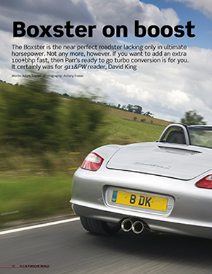 911 & Porsche World – September 2010