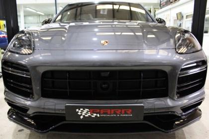 Porsche Front Grill