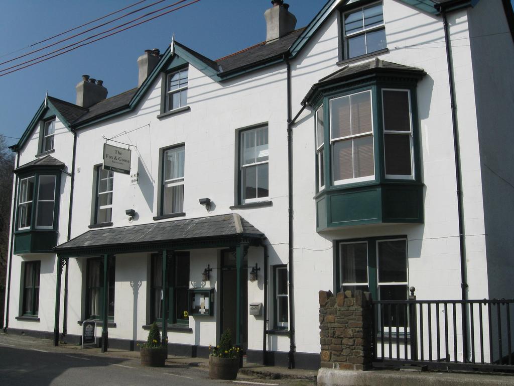Fox & Goose Parracombe, Exmoor