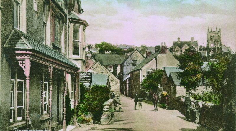 Postcards from Parracombe Past