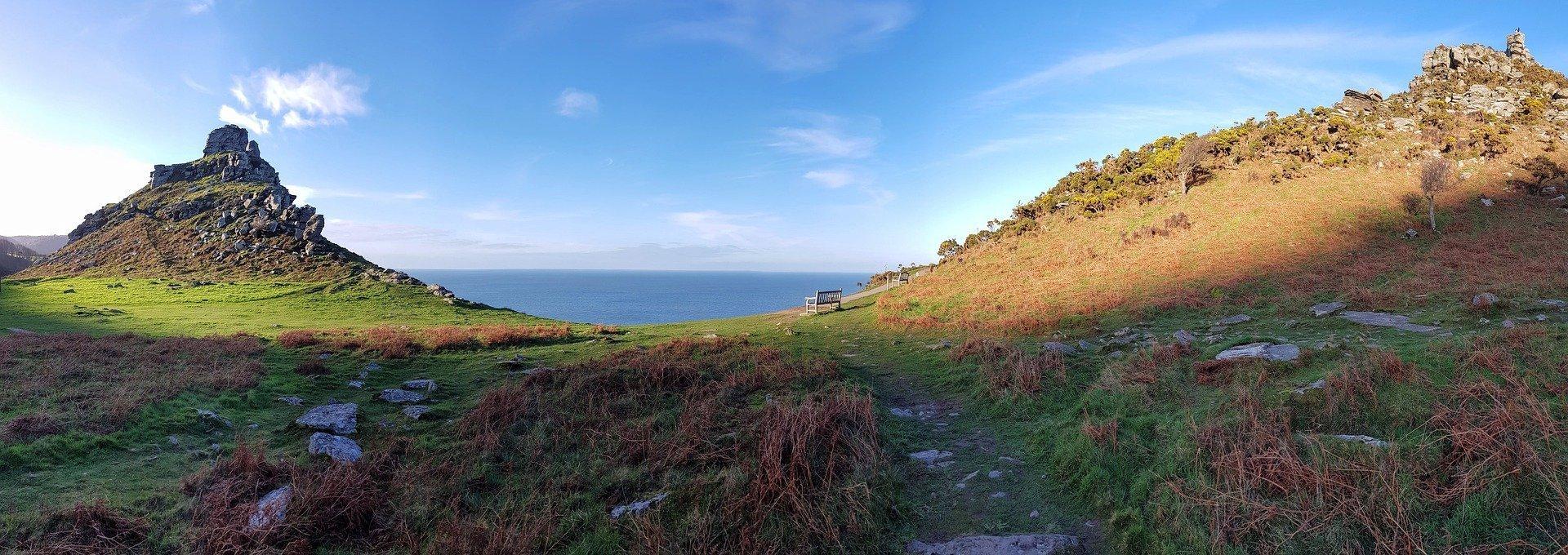 Valley of the Rocks - Lynton North Devon