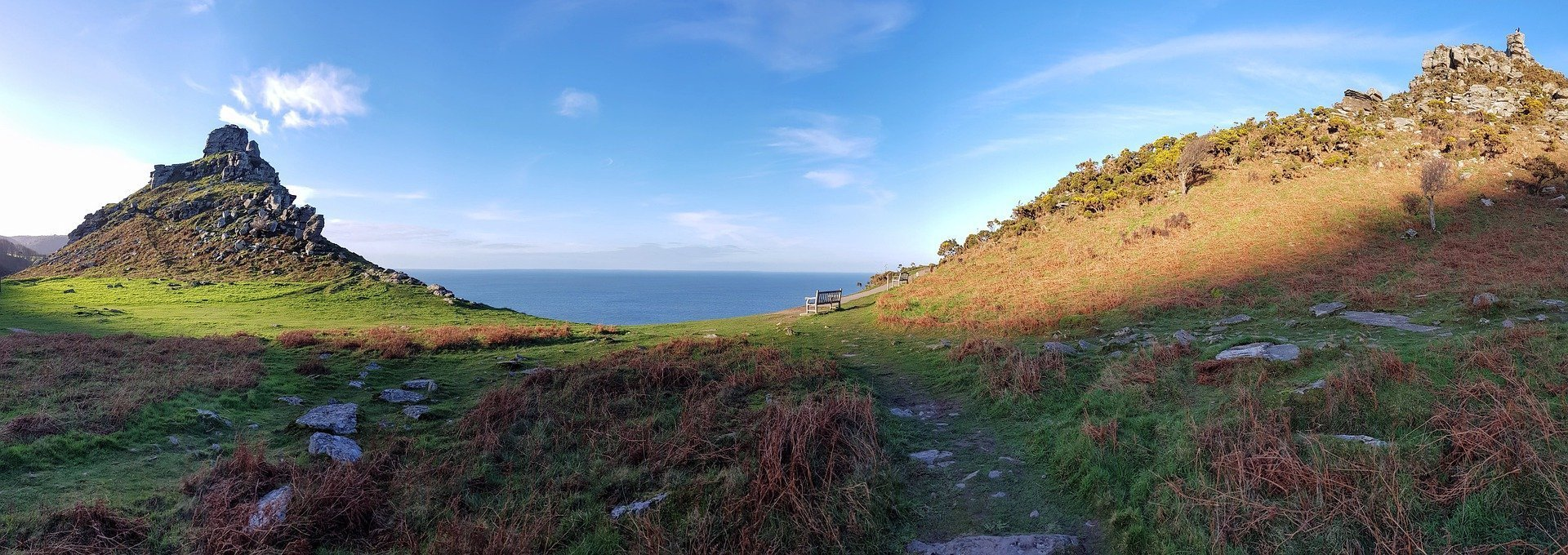 Valley of the Rocks - Lynton North Devon