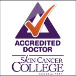 We are an accredited skin cancer clinic